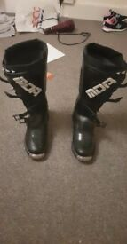 MDR motorcycle boots