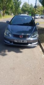 Honda civic type R premier
