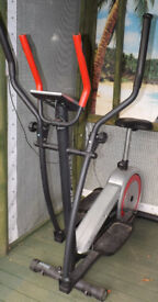 York Aspire Fitness 2 in 1 Cross Trainer