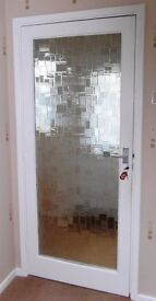 Internal Glazed Wooden Doors