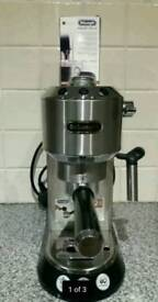 DeLonghi Expresso Pump Machine