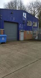 Alarmed Ground Floor OFFICES in LE4 Car Park Excellent Transport Links M1/M69/A46 24/7 Access CCTV