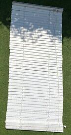 Ikea Lindmon Blinds (set of 7)