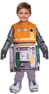 Child Unisex CHOPPER Droid Star Wars Rebels Costume](Droid Costume)