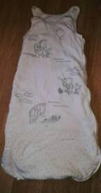 12 - 18 months winnie the pooh grow bag