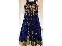 Indian Asian new full length Anarkali suits & Lehnga' s