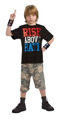 Jungen Kind Wwf Wwe John Cena Rise Above Hass Wrestler Wrestling Kostüm
