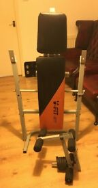 V-Fit STB09 Weights Bench