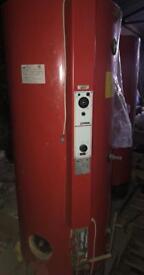 STREBEL ATI SP 400 - Direct Fire Gas Storage Water Heater