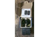 BT Broadband Extender Flex 500 Kit, Powerline Adapters - Twin Pack