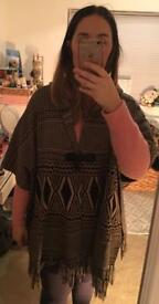 New look poncho