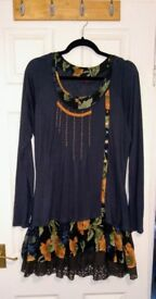 Joe Browns tunic size 18. New without tags.
