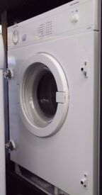 BUILT IN WHITE KNIGHT TUMBLE DRYER + FREE BH ONLY POSTCODES DEL COLLECTION OF OLD ONE & 3MTHS GUARA