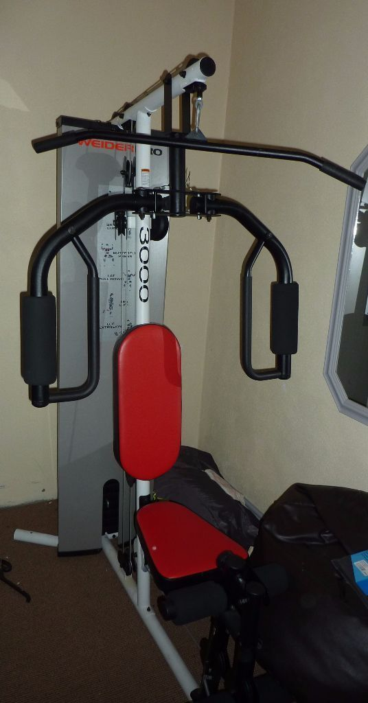 Weider Pro 3000 In Newry County Down Gumtree