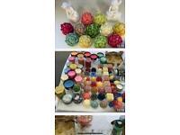 Handmade jewellery & bee wax candles