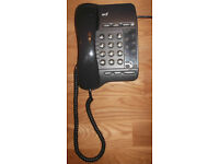 BT Loudspeaker Programmable Tone Phone, Excellent Condition