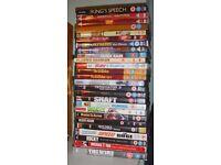 34 dvd movies bundle collection job lot