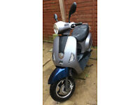 For sale Herald Vogue 50cc scooter 2016