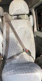 Ford Transit mk7 minibus seats