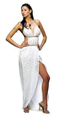 Damen Erwachsener Reiz Lizenz 300 Film Queen Gorgo Griechische Göttin (Queen 300 Kostüm)