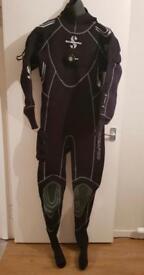 Scubapro Everdry 4 Dry Suit SIZE XLB
