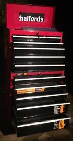 Halfords Professional Tool Box **BRAND NEW**
