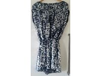 80s vintage style dress BNWT Sz 10 £10 By Rare at Topshop
