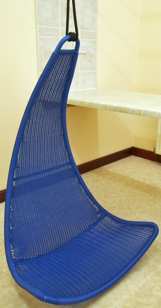 IKEA Blue Ekorre / PS Svinga Childs Hanging Chair Seat Swing Pod Hammock Waterproof & IKEA Blue Ekorre / PS Svinga Childs Hanging Chair Seat Swing Pod ...