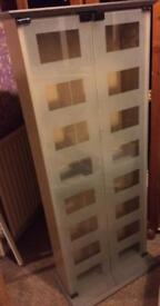 Wooden DVD Unit
