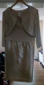 Mother of the Bride, Montage Dress & Jacket, Size 16 New with tags