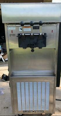 Frozen Yogurt Electro Freeze Machine - Model Sl500-132 Year 2012