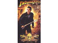 30 BIRTHDAY CARDS ! - Indiana Jones & Kingdom of the Crystal Skull POSTER Birthday Cards
