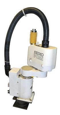 Seiko D-tran Ec251c 4 Axis Robotic Arm W 4 Inch Extension Bracket