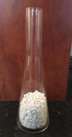 Glass Vase £4