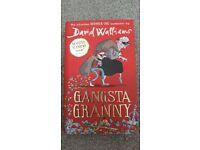 Gangsta granny hardback
