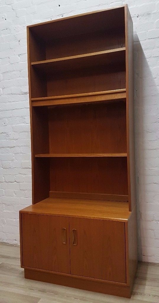 G-plan Bookcase Unit (DELIVERY AVAILABLE FOR THIS ITEM
