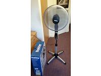 Beldray pedestal adjustable fan premium 360 - collect by 2.9.