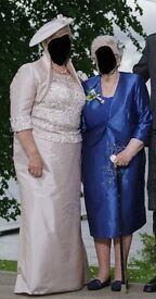 Mother of the Bride , John Charles outfit from Catherine's of Partick
