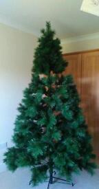 Christmas tree 6ft John Lewis
