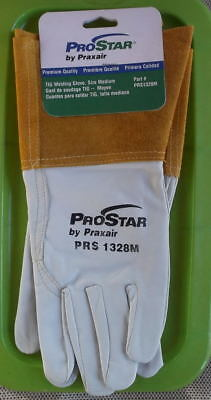 Pro Star Praxair Tig Welding Flove Medium Prs1328m  New With Tags