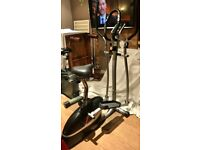 2-in-1 Cross Trainer & Cycle