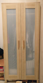 FREE! 2x Ikea wardrobes (used), collection only
