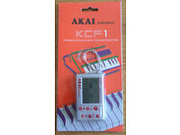 AKAI KCF1 Piano / Keyboard Chord Finder (boxed) -Matchbox-sized replacement for bulky chord manuals!