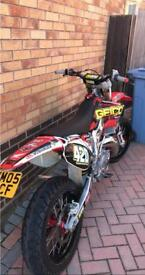 CR125 Supermoto (road legal)