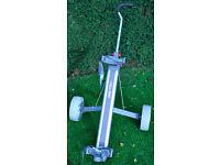 Titleist 2000 lightweight golf trolley
