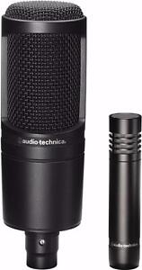 Ensemble de microphone studio Audio-Technica AT2041SP