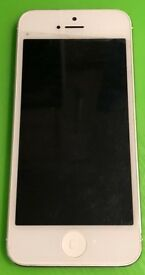 Apple iphone 5C (White - Model A1429)