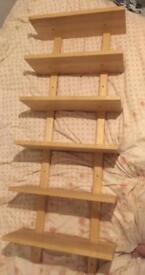Wall mounted shelving unit / storage unit
