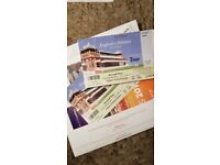 Tickets to England V. Pakistan Test Match 25th May