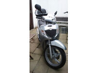 Scooter Honda SH 125 - low mileage